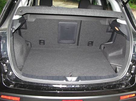 mitsubishi asx fahrbericht outlander forum. Black Bedroom Furniture Sets. Home Design Ideas
